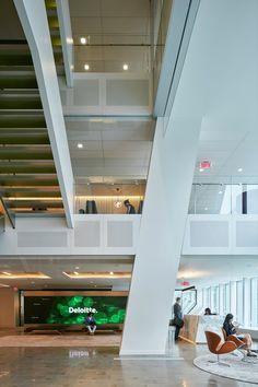 Gallery - Deloitte Quebec HQ / Arney Fender Katsalidis - 23