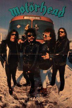Motörhead, RIP Phil :-(