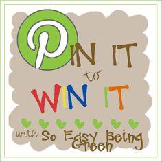 Pin It to Win It: Ahmelie