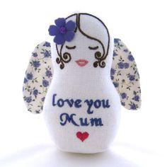 Original gift for your mum.   www.angellodgestudio.com