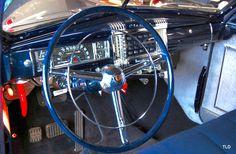 1947 Chrysler New Yorker 'Highlander' Truck Dashboard