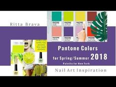 """Image result for official pantone color fashion summer """"2018"""""""