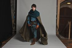 The mantle and cloak look!! (The Hollow Crown, Richard II)