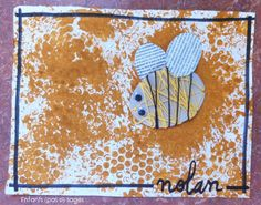 PS : Tous les messages sur PS - Page 6 - Enfants (pas si) sages Pond Crafts, Bee Crafts, Spring Crafts For Kids, Art For Kids, September Art, Bee Art, Patriotic Crafts, Bee Theme, Art Plastique
