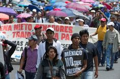 Angry teachers paralyze Mexico City with protests , SymantechEducation