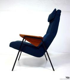 Arno Votteler Lounge chair 350 | Walter Knoll