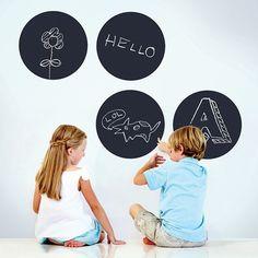 Wall Candy Arts Chalkboard Circles Big Wall Decal FREE SHIPPING