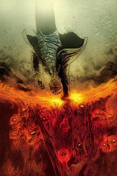 Ben Templesmith - Ten Grand #4