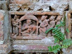 Terakota temple, Halisahar