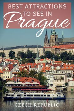 10 Best Attractions to see in Prague, Czech Republic