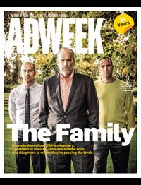 Family Photos: The Advertising and Media Edition Some of the industry's boldface names along with their progeny Advertising Industry, Family Photos, The Voice, Digital, Celebrities, Movie Posters, Names, Family Pictures, Family Pics