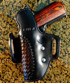 concealed carry holsters, concealment holsters, custom leather holsters