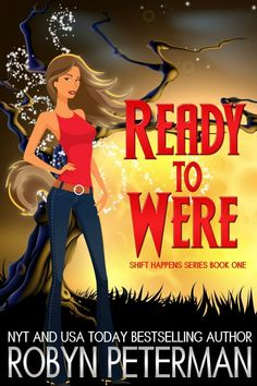 #FREE #Paranormal #Romance - She's a Were hunter trying to avoid one sexy Were while staying out of trouble https://storyfinds.com/book/11353/ready-to-were