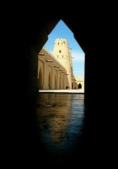 قلعة الجاهلي في مدينة العين  Al Jahli fort in AlAin, UAE