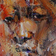 """""""LOOKED DEJECTED""""   Artist: Benon Lutaaya"""