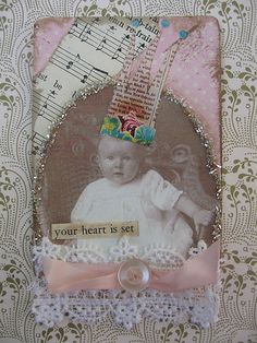 Pay It Forward ATC Swap Atc Cards, Card Tags, Altered Canvas, Altered Art, Art Journal Pages, Journal Cards, Artist Card, Small Art, Artist Trading Cards