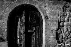 Old Door  @Goreme, Nevshehir, Turkey