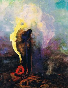 The Dream - Odilon Redon