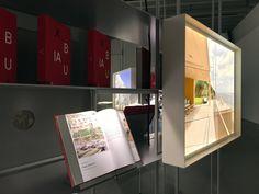 Trabalhos da X BIAU em exposição na Triennale di Milano