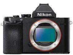 Nikon Working on Fullframe Mirrorless Camera