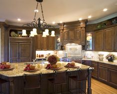 Kitchen with European style in Plan 065S-0030 | House Plans and More