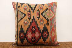 Decorative Kilim pillow cover  20 x 20 Modern by kilimwarehouse, $64.00