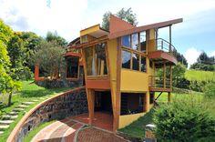 Construção de Casa em Bambu