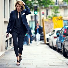Sarah Rutson on working in the fashion industry