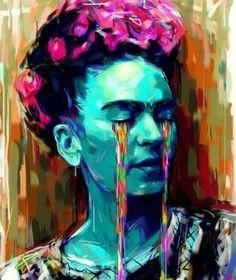 Frieda Kahlo goes pop!