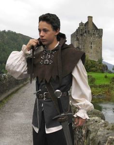 Sherwood locksley Costume