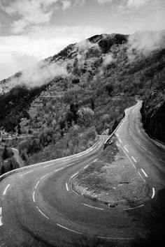 """Alpe d'Huez is one of the top climbs of the Tour de France. The Alpine village owes its fame to the """"Grand boucle"""". In itself, it is certainly not the toughest climb in the French Alps.  #cyclingmemories  #roadiswayoflife"""
