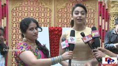 Telugu Movie Actress Rakul Preet Singh speaking to the media at  NATA Co...
