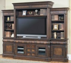 Parker House Furniture Premier Alpine Entertainment Center | Dream Home |  Pinterest | Parker House, Entertainment And House