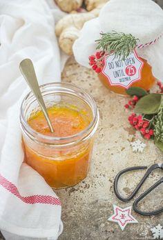 Marmellata di arance allo zenzero - Ribes e Cannella