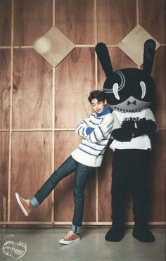 [Scan] Album 'CARNIVAL' Photobook - Daehyun Kekemato