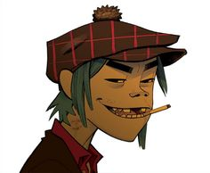 Art by Jamie Hewlett*  • Blog/Website   (https://www.instagram.com/hewll)    ★    CHARACTER DESIGN REFERENCES (https://www.facebook.com/CharacterDesignReferences & https://www.pinterest.com/characterdesigh) • Love Character Design? Join the Character Design Challenge (link→ https://www.facebook.com/groups/CharacterDesignChallenge) Share your unique vision of a theme, promote your art in a community of over 25.000 artists!    ★
