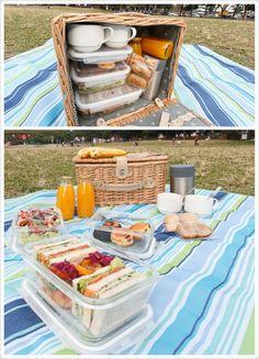 Beach Picnic Foods, Picnic Date Food, Fall Picnic, Garden Picnic, Picnic Lunches, Picnic Ideas, Picnic Time, Summer Picnic, Comida Picnic