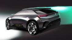 TOYOTA CUV Concept on Behance