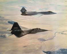 YF-22 and YF-23 - Edwards Air Force Base - Wikipedia, the free encyclopedia