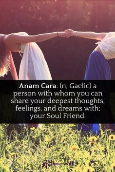 Anam Cara: Soul Friend