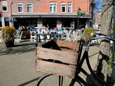 TOP 3 SUNNY TERRACES - Spoil yourself with sunrays. Sit down, and relax on the terrace of Du Cap in the old west area. http://www.du-cap.nl