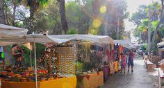 Hippiemarkt San Joan