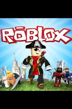 The roblox app!
