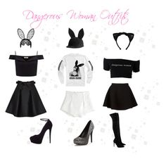 """""""♡ Dangerous Woman Tour Outfits #4  ♡"""" by kaylalovesowls ❤ liked on Polyvore featuring Paper London, Alice + Olivia, Mary Katrantzou, Neil Barrett, Topshop, Lipsy, Kendall + Kylie and Giuseppe Zanotti"""