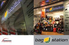 Logodesign – BagStation