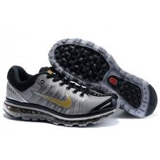 quality design 62feb 517fb Hommes Nike Air Max 2009 Netty Gris Gold