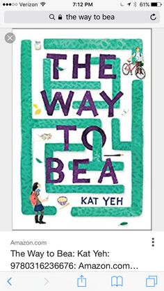 I loved Yeh's first book, also set on Long Island. Here, 7th grader Bea is a poet and dreamer who marches to her own beat, which costs her some friendships. When she befriends a labyrinth-obsessed classmate who can deduce had Asperger's, BEa leans to let her light shine through again. I liked the realistic ending-he friendship with S isn't completely patched up, but that's because Bea's learned to value her individuality.