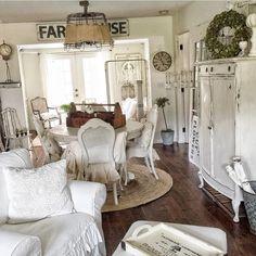 10 Inspiring Home Decor Instagram Accounts | Shabby, Rustic style ...