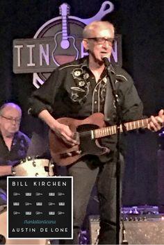 Bill Kirchen & Austin de Lone (CD Release) performed on 9/2/16  #Rockabilly #Singer #LiveMusic #MusicVenue #Richmond #Virginia