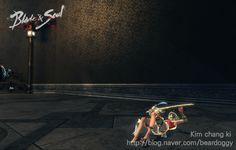 받아치기 Blade & Soul Blade Master Skll 스킬 블소 블레이드앤소울 B&S 剑灵 검사 애니메이션